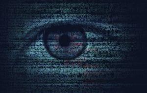 Web Program Code with Human Eye