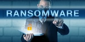 Ransomware on your network