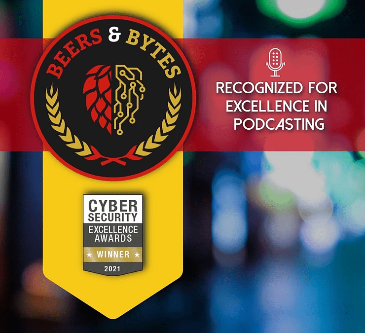Beers & Bytes Recognized as a Top Industry Podcast